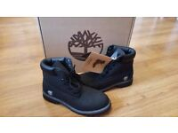 Timberlands Boots For Men In Black and Brown. ONlLY £30
