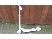 girls frozen scooter