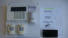 Property Intruder Alarm System (Hardwired System)
