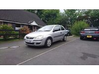 04 corsa very low miles great condition