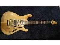 Ibanez EGEN8 S-Series Electric Guitar w/ Edge 3 Floating Trem, 24 Frets, 8-Way Selector