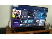 50 inch Samsung 4k TV UHD Smart with built-in Wifi not lg tv