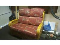 Conservatory 2 seater settee