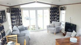 14ft Wide 2 Bedroom Static Caravan for Sale at Camber Sands, Modern, near Hastings & Rye, 12 months