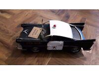 Lesser & Pavey Tin Police Car