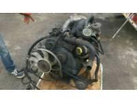 Mk5 transit engine and gear box