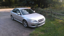 Subaru Legacy 2.0 R 4dr AWD Perfect condition New gearbox and clutch
