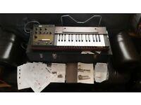 Korg M500 Micro Preset Synthesizer !!!RARE!!!