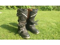 Oneal Motocross Boots Size 6