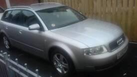 2003 Audi A4 Estate