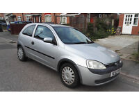 Vauxhall Corsa C 1.0 **Cheap Insurance & Tax