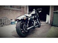 HarleyDavidsonSportsterIron883