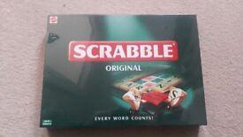 Brand New Scrabble Original Packaging Still On