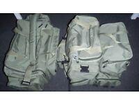 Trakker Armo Full luggage set carryall barrow holdall bags rucksack cheap carp tackle