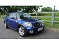 MINI Hatch 1.4 One 3dr Stop Start, 6 months warranty 57 plate, Drives like new