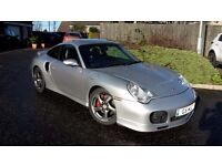 Porsche 996 911 Turbo, Tiptronic, Massive Spec, 500+bhp, Full Service Histpry