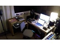 Professional Music Production, Sound Design and Live Performance Tutor