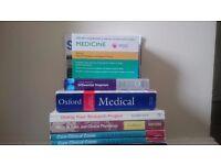 19 medical textbooks ***£50***