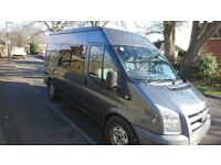 2008 Ford Transit 110 T280 MWB MHR Van/Part Camper Conversion