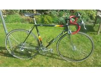 Vintage Classic Peugeot Racer Road Racing Bike (Medium Frame)