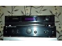 Stereo Amplifier +Digital Tuner