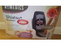Relaxing Shiatsu massager