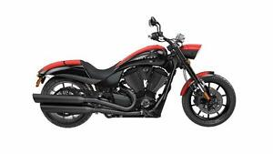 2016 Victory HAMMER S