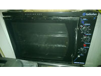 Blue Seal E31 Turbo Fan Oven Baking Bakery Oven