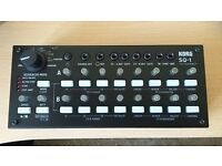 Korg SQ-1 Step Sequencer Boxed - New - Meet up or Collection Only