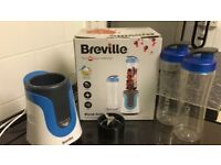 300w Breville Blend Active Personal Blender with 2 bottles