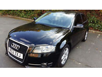 Audi A3 2012 2.0 TDI 40.150 Miles S Tronic With Paddle Shift