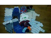 Baby boy clothes bundle 3-6 months (including Ralph Lauren baby boy romper) - 33