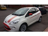 FORD KA ZETEC SPECIAL EDITION HAD FROM NEW