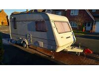 Compass Omega 430/5 1992 Caravan 4-berth