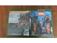 xbox one game Zoo Tycoon