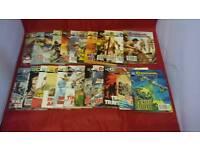 24 commando comics