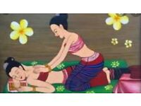 Chiang Mai Thai massage.