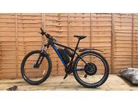 1000w specialized pitch 27.5 large electric bike