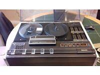 Philips reel to reel tape deck