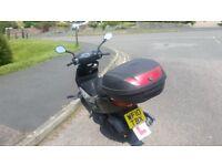 Yamaha Vity 125 moped MOT until 23/04/2019