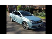 2009 Vauxhall Astra 1.6 Twin Top convertible low miles £1695