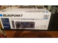 Blaupunkt all in one audio system. BPHF-1R