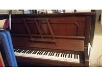 Piano for free if you can collect.