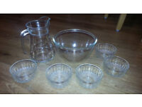 Jar/ Bowls Glass