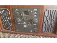 Rare vintage/antique record player
