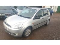 Ford Fiesta 1.4 Ghia 5dr, HPI CLEAR, 1 YEAR MOT, GOOD CONDITION IN AND OUT, DRIVES SMOOTH