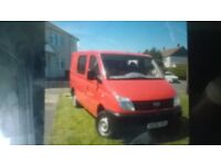 man with a van,delivery,collection,property clearance,removal,flat pack furniture collect and erect!