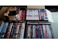 DVD s, Videos,CDs, British classics,DVD player, Video recorder working with scart plugs