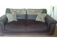 sofa for sale 1 year old, open to offers