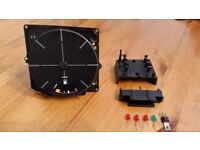 Vw T25 mounted fuel gauge